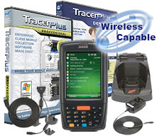 BCI JAN-XM66W-CBL-TPP Low Cost Barcode Data Collection Kit