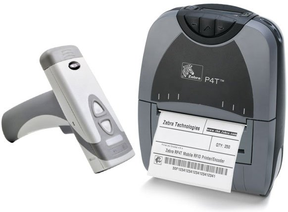 BCI Scan and Print Barcode System
