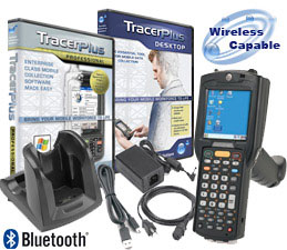 BCI SYM-MC3190G-CE-CRTP Wireless Enabled Kit