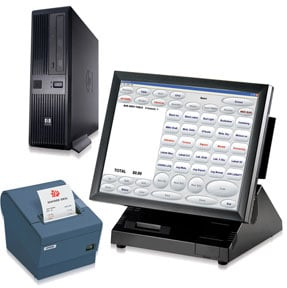 BCI Waiter In-a-Box Maitre D Edition POS System