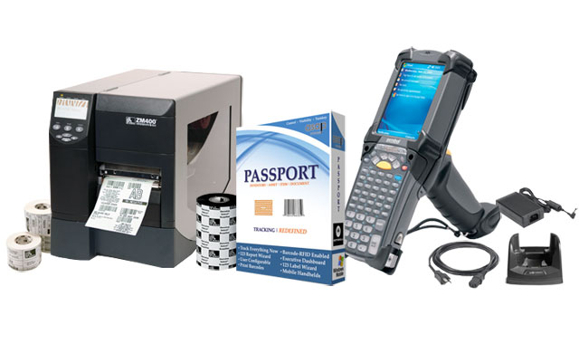 BCI Government Warehouse Management Kit with ASAP