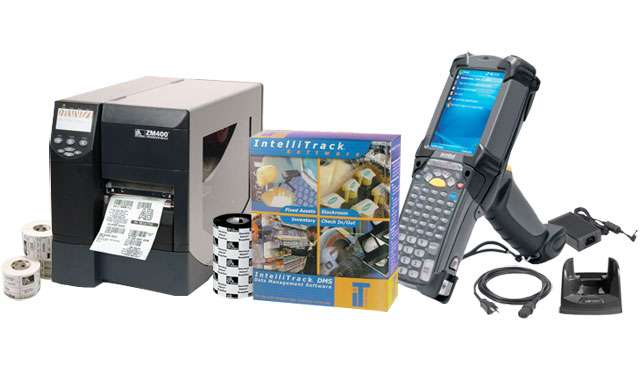 BCI Government Warehouse Management Kit with IntelliTrack ISRP
