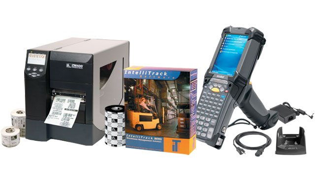 BCI Government Warehouse Management Kit with IntelliTrack WMS