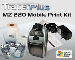 BCI ZEB-MZ220-TP-WM Receipt Printer Kit