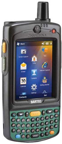 BARTEC MC 75Aex Mobile Computer