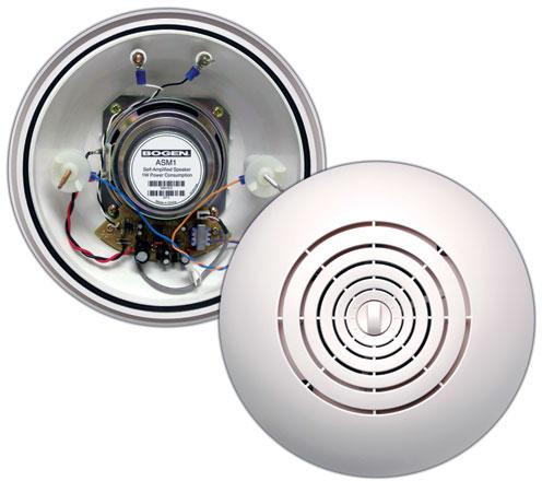 Bogen ASM1 Amplified Speaker
