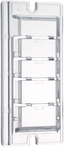 Bogen PVMC Rear Module Bay Cover