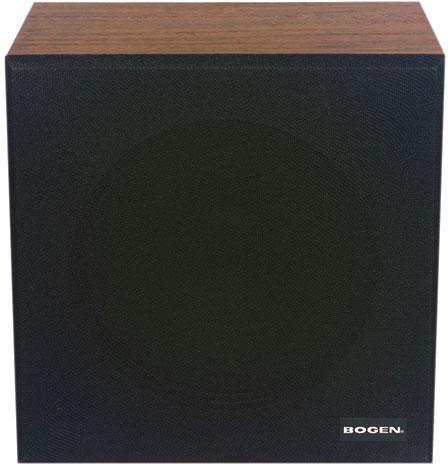 Bogen WBS86T725V Wall Baffle Speaker