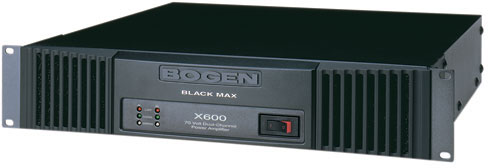 Bogen Black Max Power Amplifier