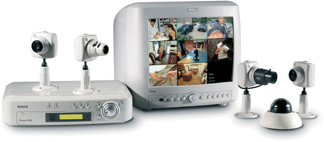Bosch EAZEO Observation System Surveillance Camera System