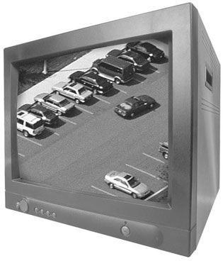 Bosch LTC 2919/90 CCTV Security Monitor