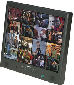 Bosch 201CL CCTV Security Monitor