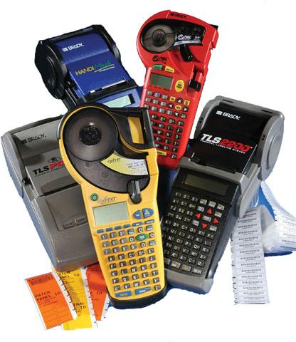 ce1e8a0866f5 Brady Portable Label Printer Accessories - Best Price Available ...