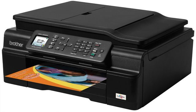 Brother MFC-J450DW Printer