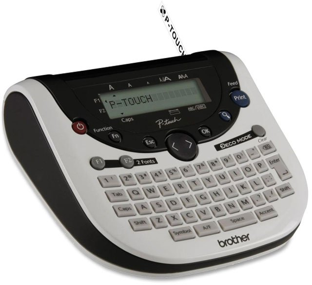 brother p touch label maker p touch labeling systems best price available 28719
