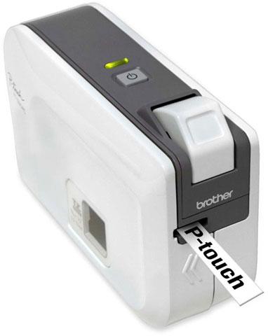 Brother PT-1230PC Printer