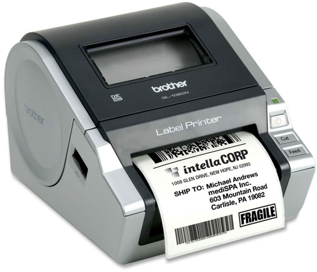 brother ql 1060n printer   best price available online