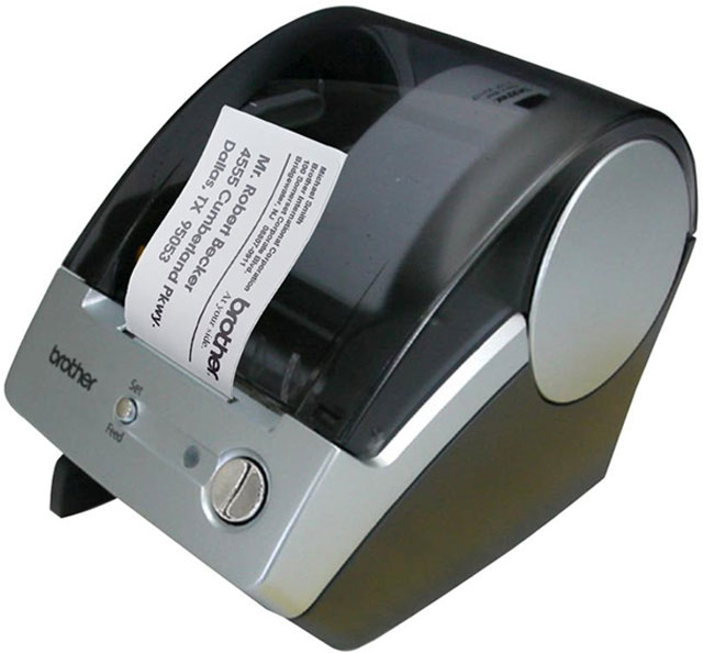 Brother QL-500 Printer