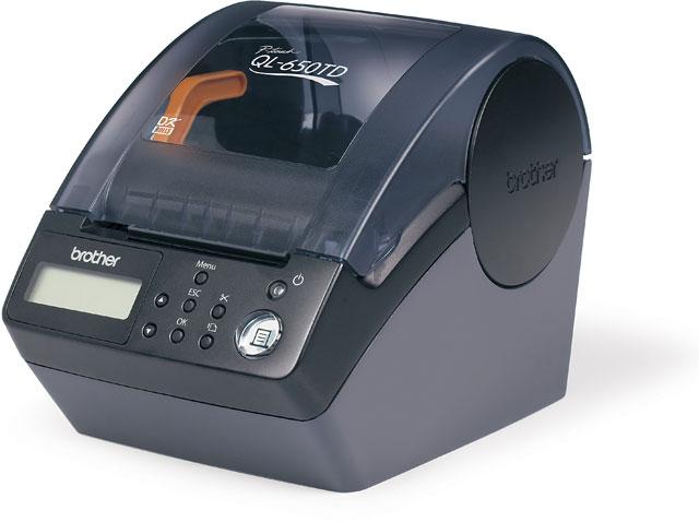 Brother QL-650TD Printer