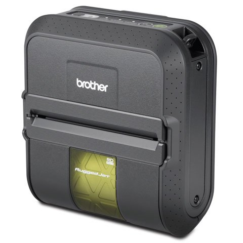 Brother RuggedJet RJ4040 Portable Printer