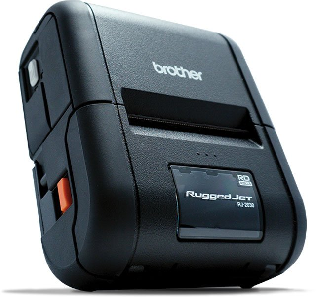 Brother RuggedJet 2 Portable Printer