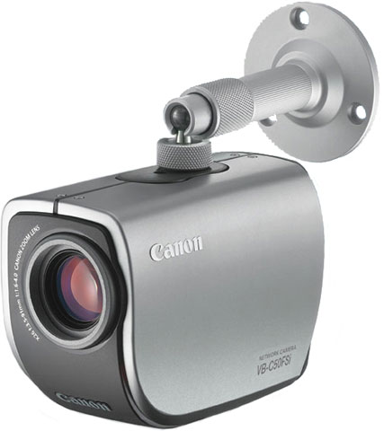 Canon VB-C50FSi Surveillance Camera