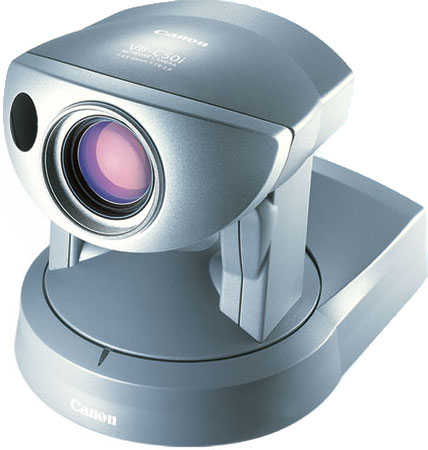 Canon VB-C50i Surveillance Camera