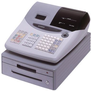 Casio Pcr T465 Cash Register Best Price Available Online