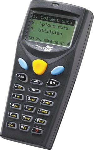 CipherLab 8000 Series Mobile Computer