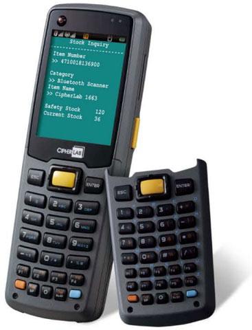 CipherLab 8600 Mobile Computer