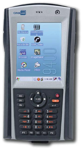 CipherLab 9400 Series Mobile Computer