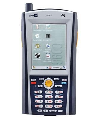 CipherLab 9600 Series RFID Mobile Computer