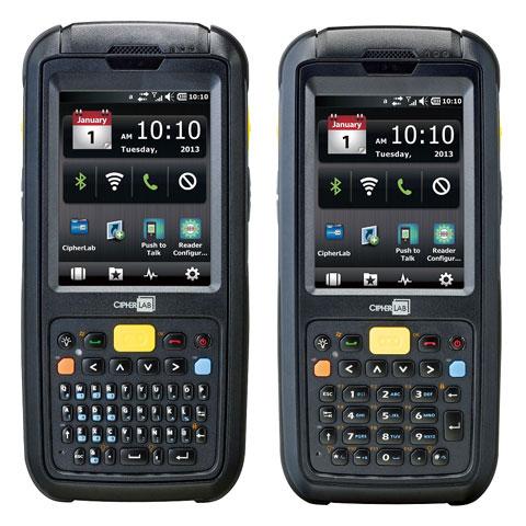 CipherLab CP60 Mobile Computer