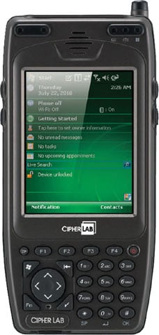 CipherLab CP40 Mobile Computer