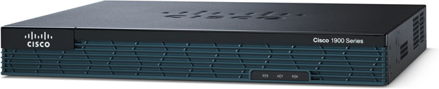 Cisco 1900 Series Data Networking Device