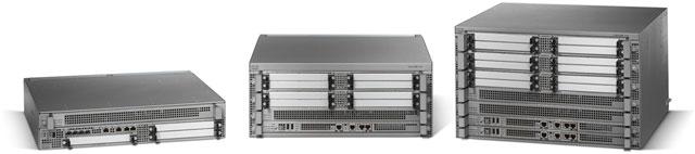 Cisco ASR 1000 Series