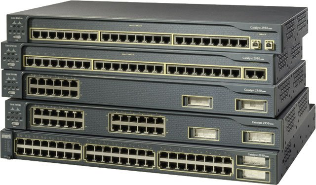 Cisco Catalyst 2950 Series Switch - Research, Buy, Call for Advice.