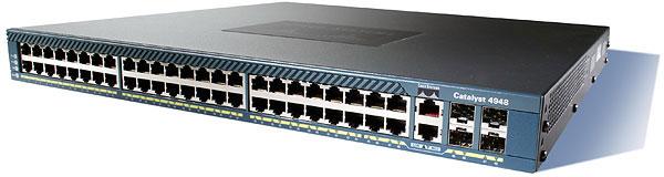 Cisco Catalyst 4948 Switch