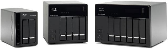 Cisco NSS300 Series