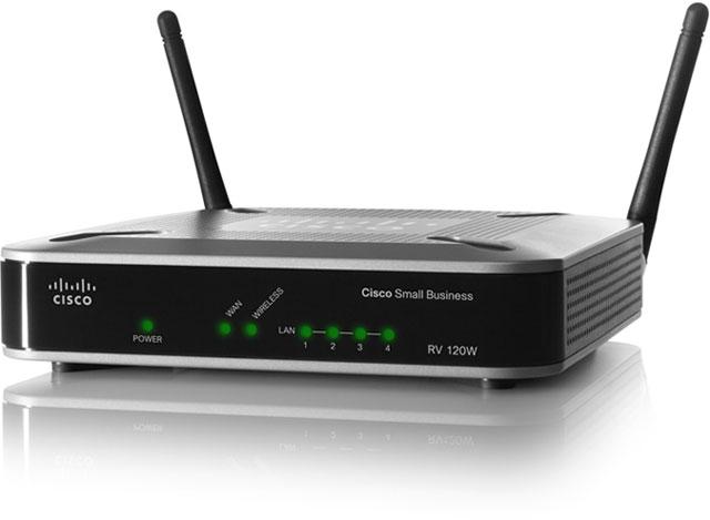Cisco RV120W Access Point