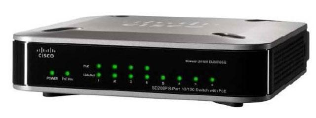 Cisco SD208P Data Networking Device