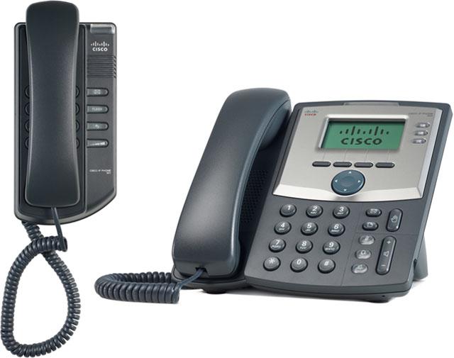 Cisco SPA300 Series IP Phone