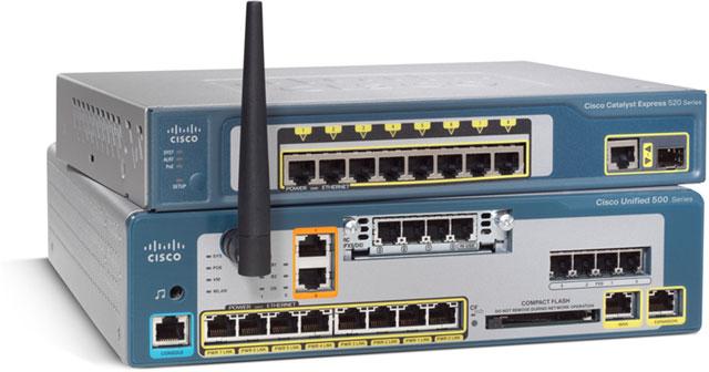 Cisco Unified Communication 500 Series