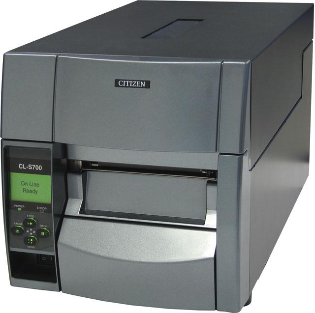 Citizen CL-S700DT Barcode Label Printer: CL-S700DT-E