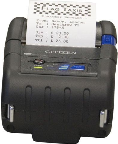 Citizen CMP-20 Portable Printer