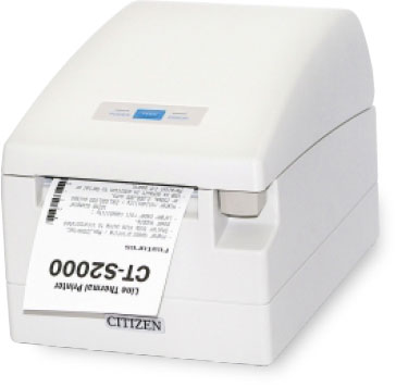 Citizen CT-S2000L Printer
