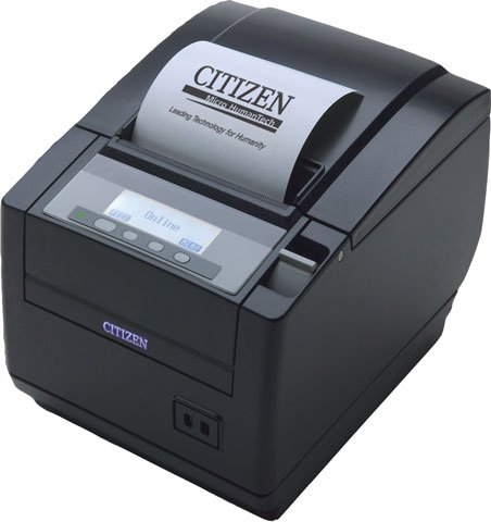 Citizen CT-S801 Printer