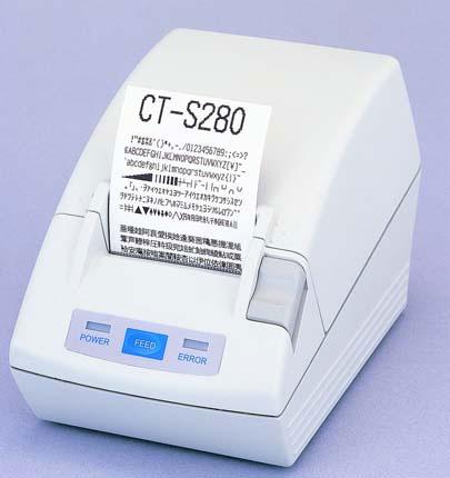Citizen CT-S280 Printer