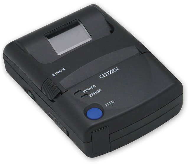 Citizen PD-22 Portable Printer