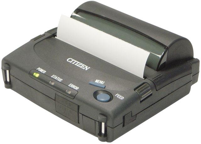Citizen PD-24 Portable Printer